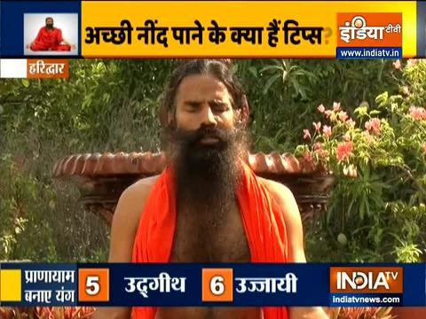 Swami Ramdev says 'Anulom Vilom' and 'Kapalbhati' has many health benefits