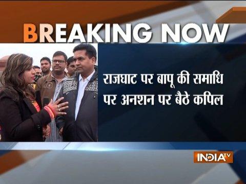 Delhi CM Arvind Kejriwal sold Rajya Sabha tickets alleges Kapil Mishra