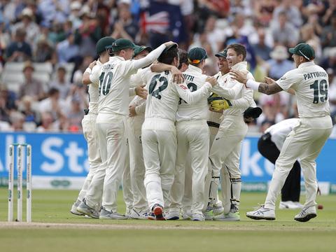 Ashes 2019: Smith, Lyon help Australia clinch 1st Test at Edgbaston against England