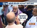 War of words between Ashwini Choubey, Pradip Bhattacharya outside Parliament complex