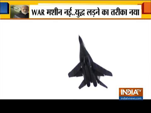 आधुनिक तकनीक से लैस होगी भारतीय वायु सेना