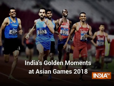 Asian Games 2018: Meet India's 15 gold medallists