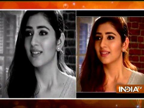 Watch Disha Parmar's story on Making of the Stars