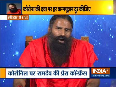 How coronil helps to boost immunity? Swami Ramdev answers