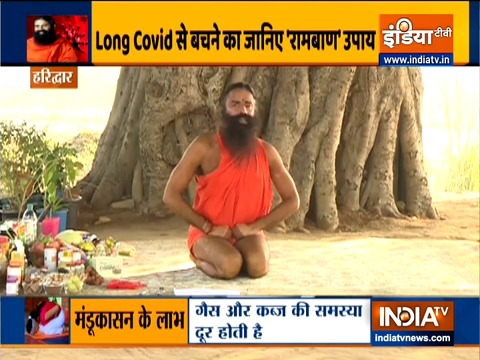 Eating and living simple is the solution of many problems, says Swami Ramdev