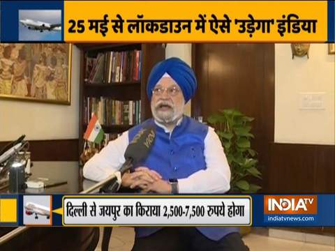 All precautionary measures is being taken for the safety of the passengers, says Hardeep Singh Puri