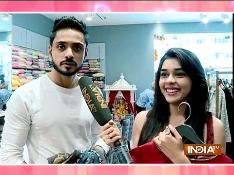 SBAS team is shopping with Kabir & Zara