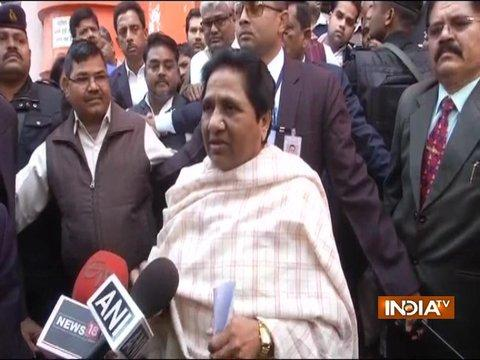 UP Civic Polls: Mayawati says BJP will lose 2019 elections if ballot papers are used instead of EVMs
