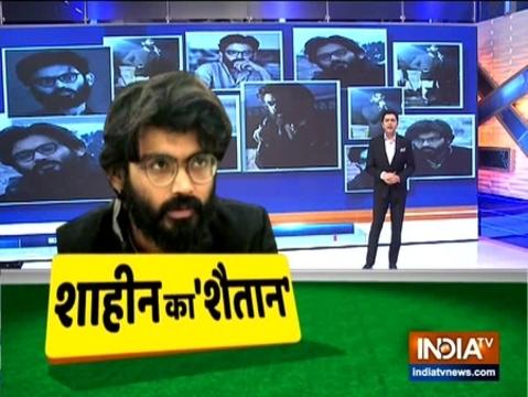 टुकड़े टुकड़े गैंग का नया लीडर आया सामने शरजील इमाम