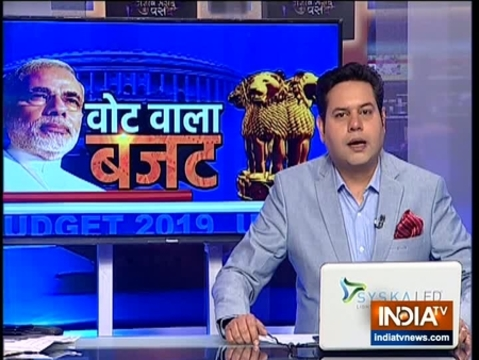 आम बजट 2019 पर खास शो