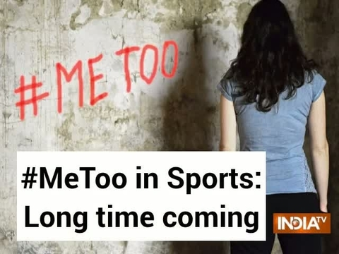#MeToo in Sports: A long time coming