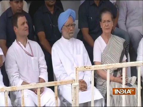 Delhi HC rejects Sonia, Rahul's plea challenging IT notice seeking tax reassessment for FY 2011-12