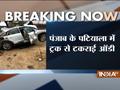 Punjab SHO killed in car-truck collision near Patiala