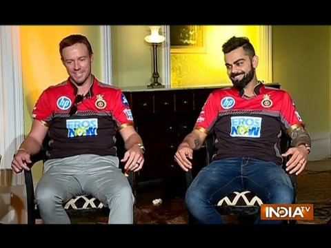 IPL 2018 | Ready to do anything for Royal Challengers Bangalore: Virat Kohli to India TV