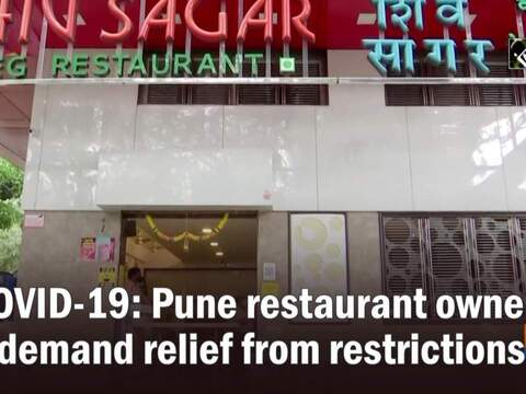 COVID-19: Pune restaurant owners demand relief from restrictions