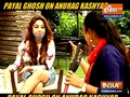Payal Ghosh opens up on Anurag Kashyap's claims