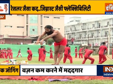 For stamina like athlete, practice yoga