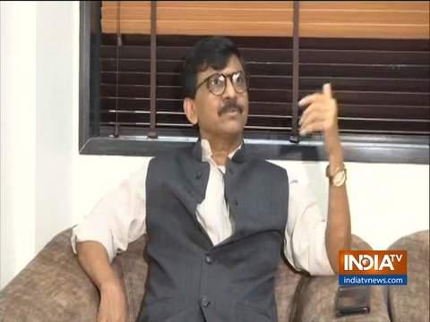 महाराष्ट्र के पूर्व सीएम देवेंद्र फड़नवीस के साथ अपनी मुलाकात पर संजय राउत ने चुप्पी तोड़ी