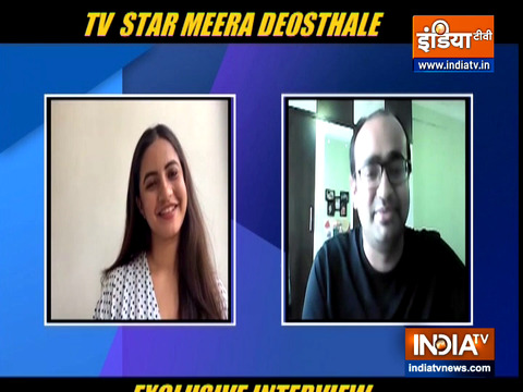 When will Meera Deosthale make a comeback on TV? Actress answers
