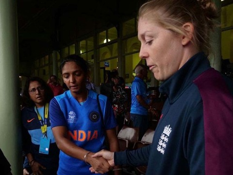 India advance to women's T20 World Cup final after semifinal against England washed out, to face Australia