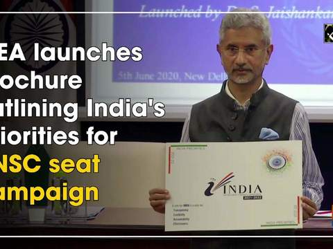 MEA launches brochure outlining India's priorities for UNSC seat campaign