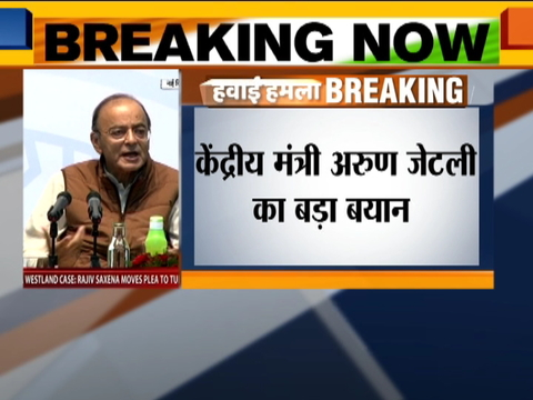 If US Navy SEAL can kill Osama in Abbottabad, India can also do the same, says Arun Jaitley