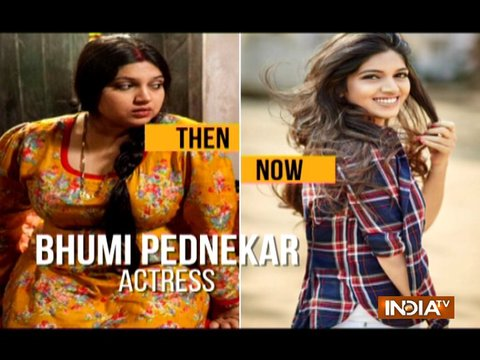 Bollywood celebrities and their amazing physical transformation will shock you!