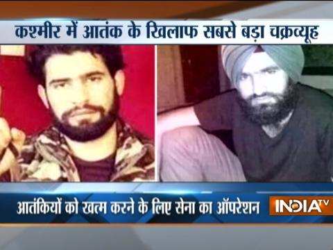 Militants release audio tape requesting Kashmiri Youths to save Zakir Musa from Indian Army