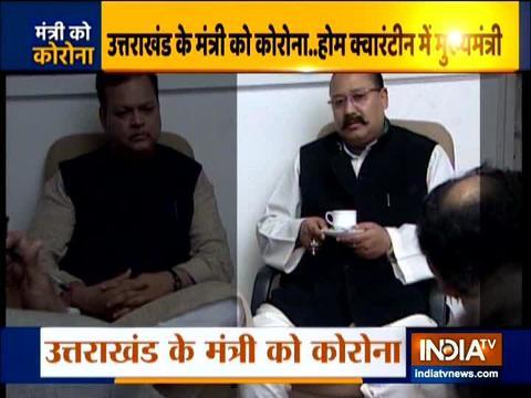 Uttarakhand Minister Satpal Maharaj tests positive for coronavirus