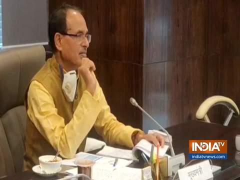 Madhya Pradesh Chief Minister Shivraj Singh Chouhan tests positive for COVID-19