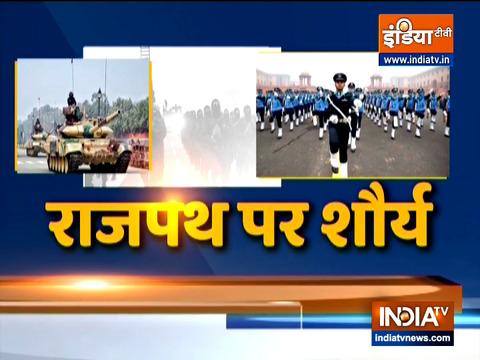 गणतंत्र दिवस परेड में पहली बार राफेल