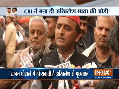 Illegal mining case: Akhilesh Yadav lands in trouble, likely to be quizzed by CBI