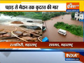 IMD issues red alert for Goa, Maharashtra after heavy rain