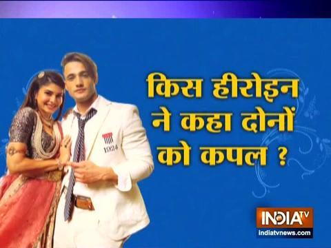 Urvashi Rautela calls Asim Riaz and Jacqueline Fernandez a 'couple'