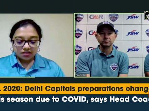 IPL 2020: Delhi Capitals preparations changed this season due to COVID, says Head Coach