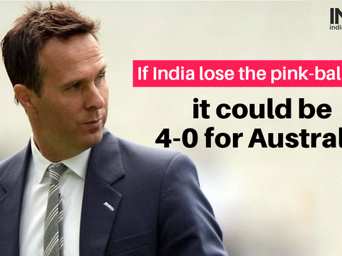 AUS vs IND: Michael Vaughan feels Australia can crush India 4-0 in the Test series