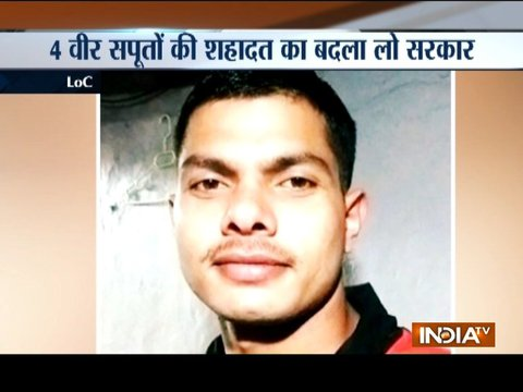 Family mourns the death of martyr Captain Kapil Kundu