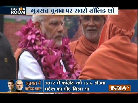 Election Room: Will God help BJP to get votes of Patidar community?
