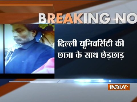 Girl assaulted on bus in Delhi
