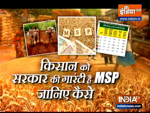 HL: What is MSP and how it benefits farmers?