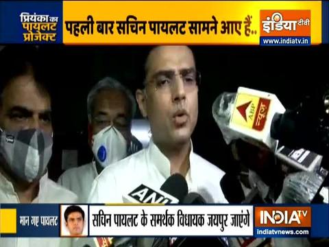 There is no place for personal malice in politics: Sachin Pilot