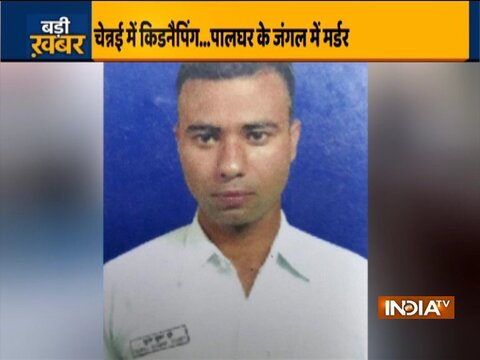 Navy official burned alive in Palghar for refusing to pay Rs 10 lakh ransom