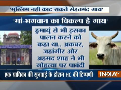Muslims has no fundamental right to slaughter healthy cows during Bakra eid, rules Hyderabad HC