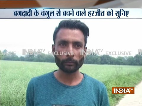 39 Indians shot dead by ISIS in Iraq 3 years ago, claims Harjit Masih