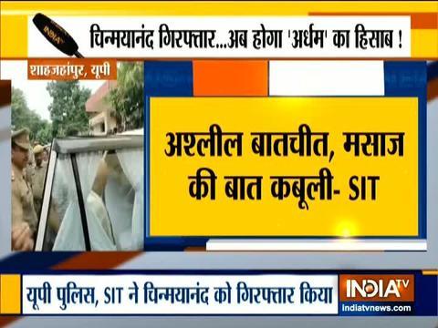 स्वामी चिन्मयानंद ने अपने ऊपर लगाए गए लगभग हर आरोप को स्वीकार कर लिया है : SIT