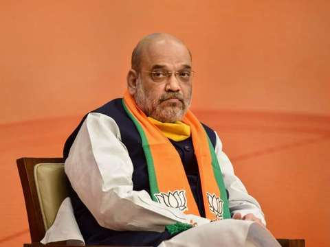 Amit Shah tests negative for coronavirus, to remain under home isolation for some days