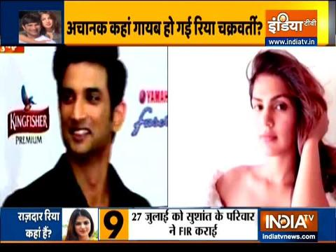 Police finding out connection between Disha Salian and Sushant Singh Rajput's death