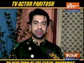 TV actor Paritosh talks about his role in serial 'Anupamaa'
