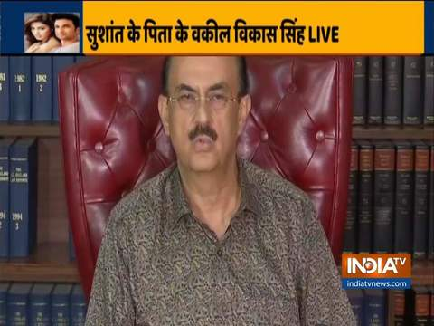 Rhea is misleading the investigation: Sushant family lawyer