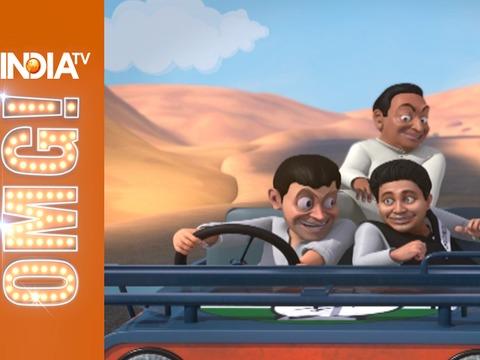 OMG: मिशन भोपाल पर निकले राहुल गांधी, ज्योतिरादित्य सिंधिया और कमलनाथ